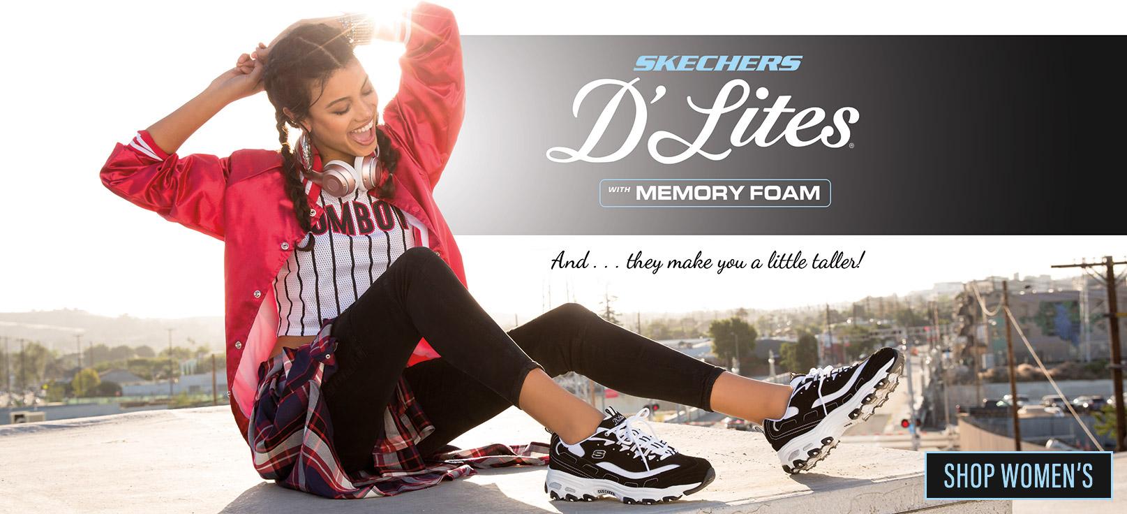 Kaufe Skechers D'Lites für Damen