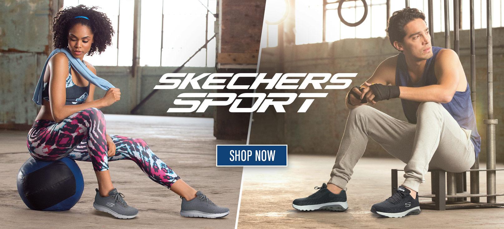 Entdecke Skechers Sportschuhe für Männer und Frauen