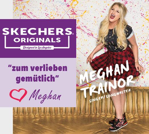 Skechers Originals by Meghan Trainor für Frauen