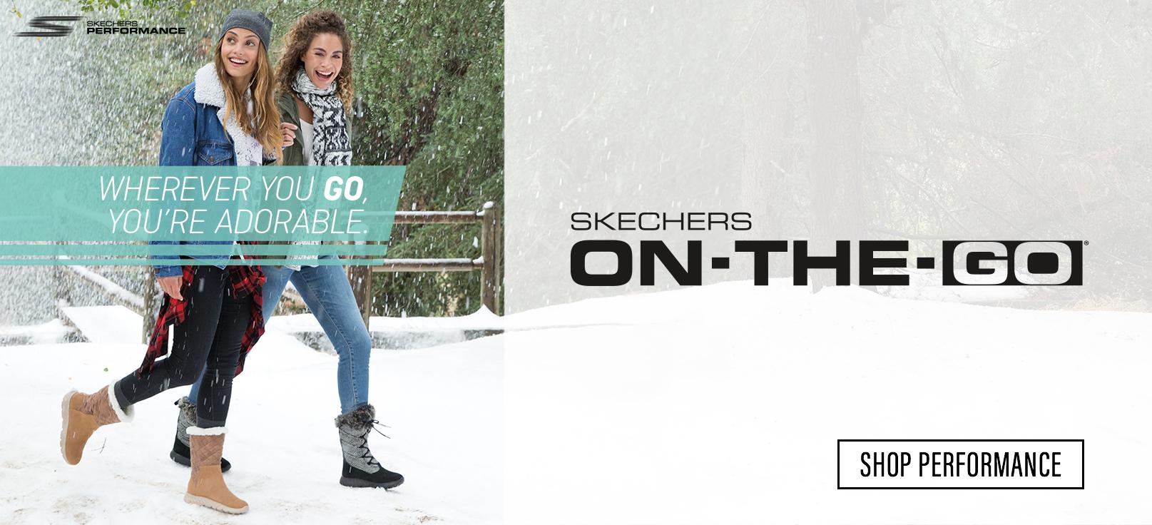 Entdecke Skechers Performance Styles