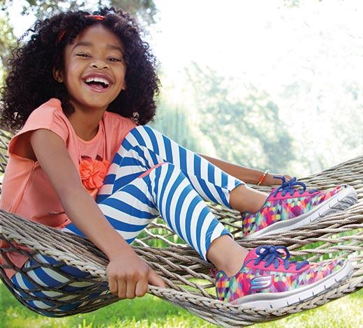 Kaufe Skechers Kinderschuhe für Mädchen
