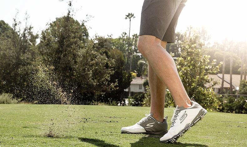 Entdecke Skechers Performance GO GOLF Golfschuhe für Herren