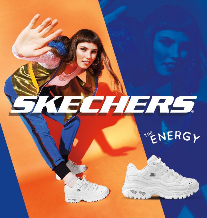 Skechers Damen – Sneakers, Komfort und Freizeitschuhe für Damen