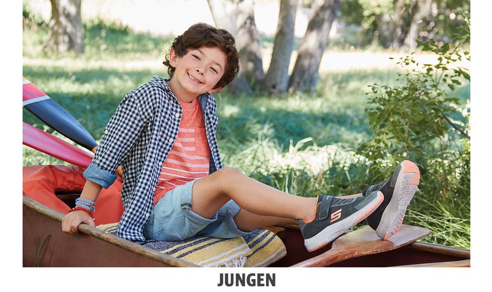 Jungen Schuhe von Skechers - jetzt kaufen