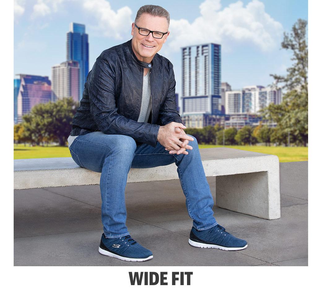 Entdecke unsere WIDE FIT Schuhe für Herren