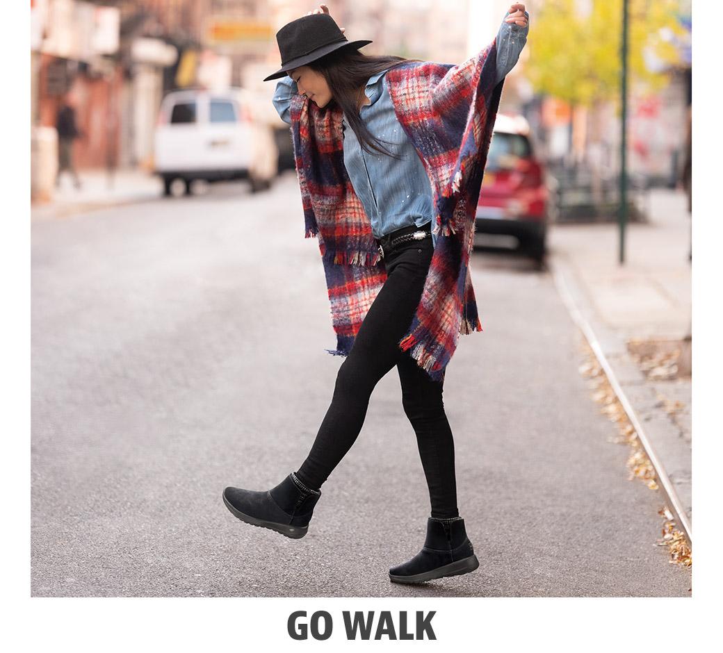 Entdecke unsere GOwalk Schuhe für Damen