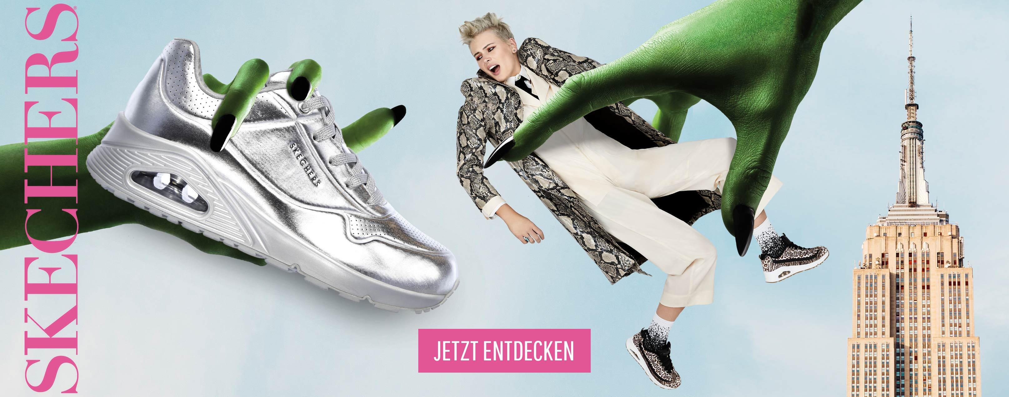 SKECHERS offizielle Website | Schuhe, Bekleidung