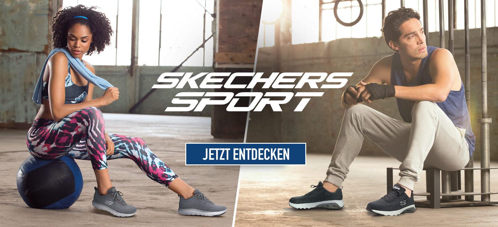 Etndecke Skechers Sport für Damen und Herren