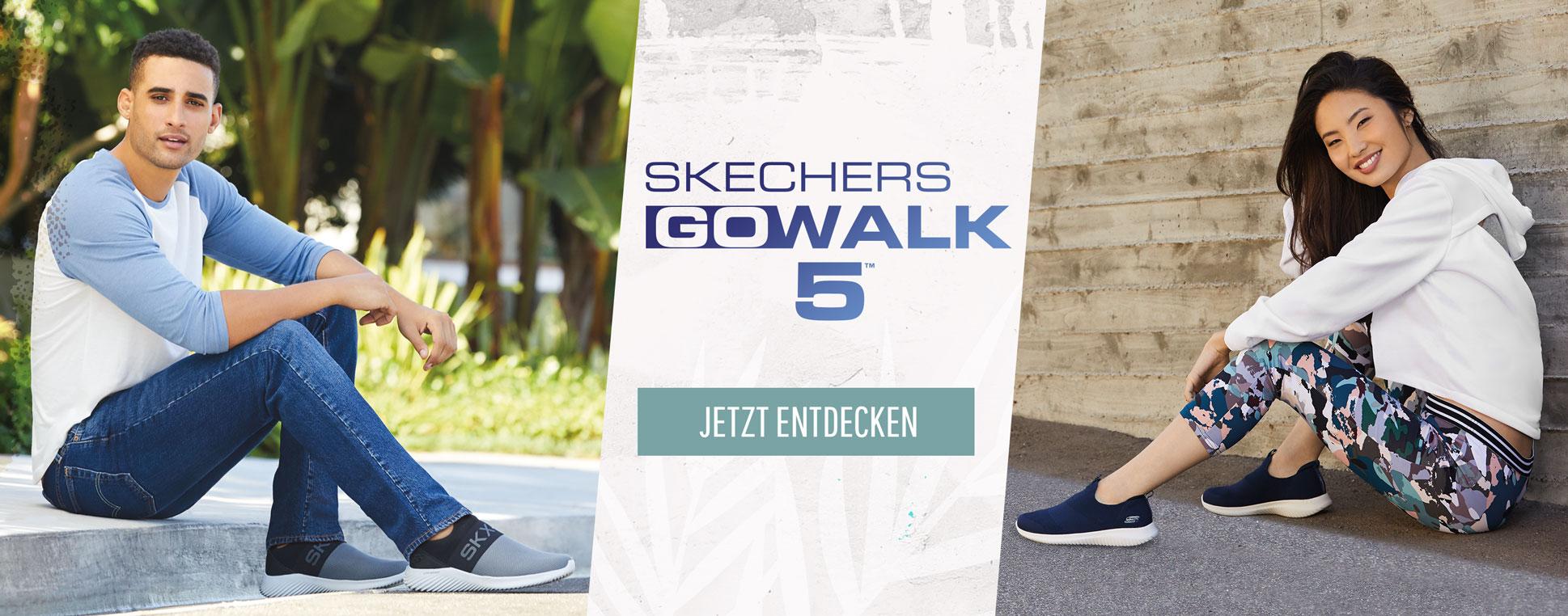 Entdecke all GOwalk 5 Modelle