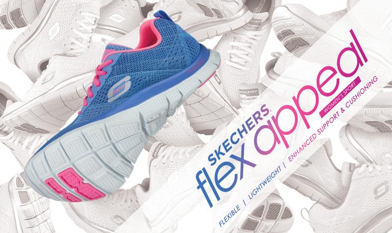 Skechers Flex Appeal für Frauen
