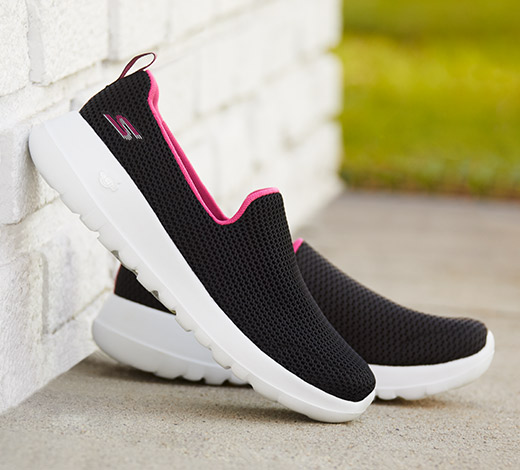 Shop style and comfort with Skechers On-The-Go