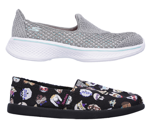 Find girls' slip on casuals and sneakers on Skechers.com Canada