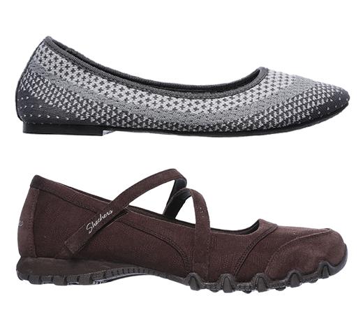 Sketchers Ladies Casual Shoes