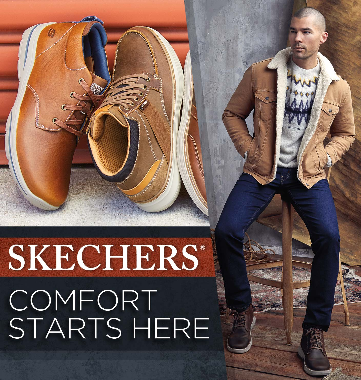 Men's Shoes | SKECHERS