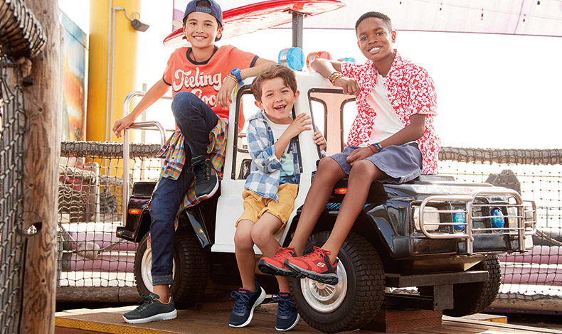 CHECK OUT THE LATEST STYLES FOR BOYS