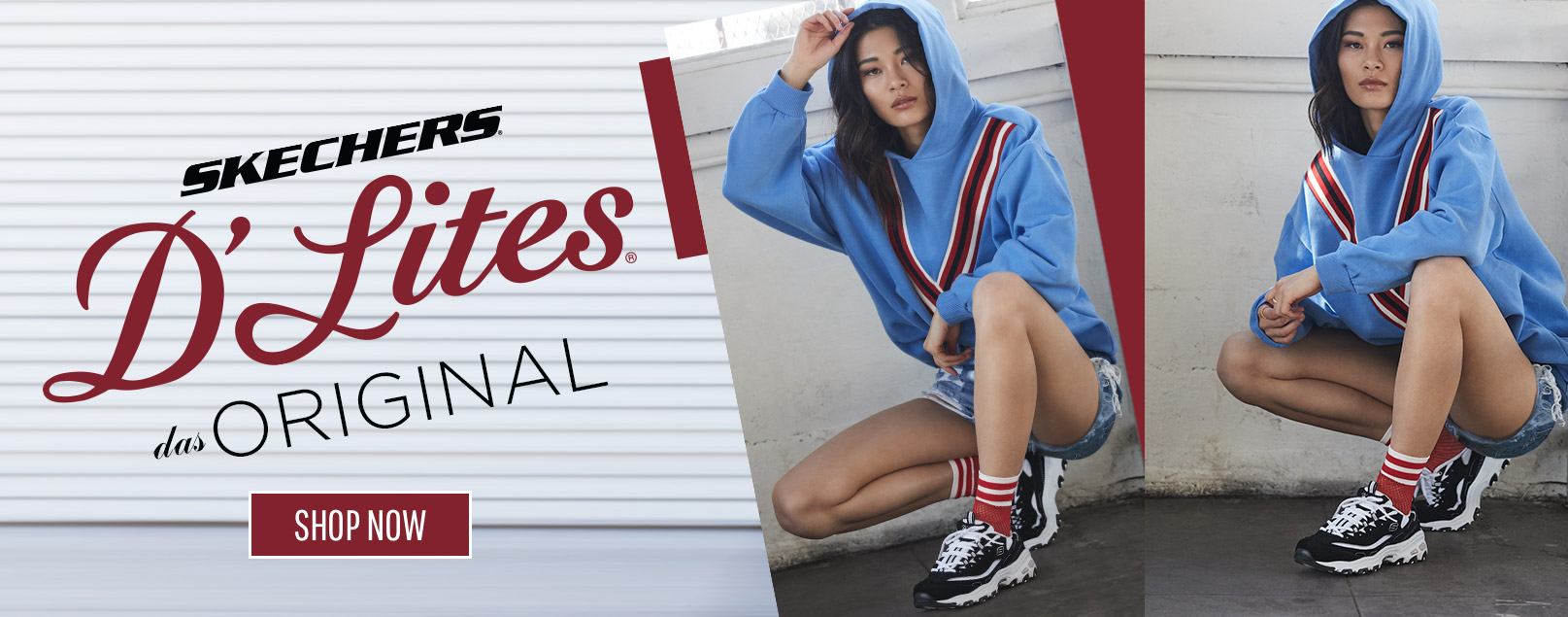 SHOP SKECHERS D'LITES