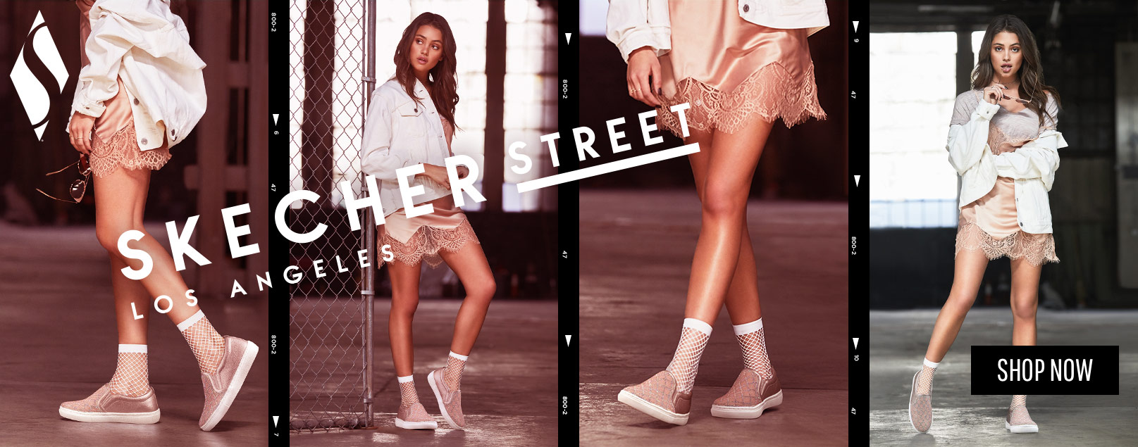 Style. Comfort. Confidence with Skecher Street.