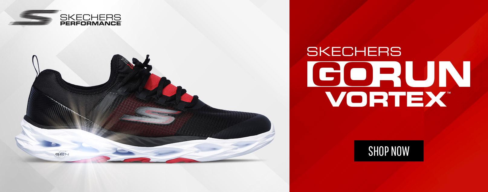 Skechers Performance apparel & shoes including Skechers GOwalk, GOrun and GO FLEX Walk