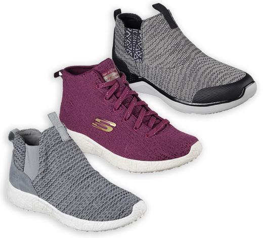 Skechers Air Cooled Memory Foam Tennis Shoes Girls