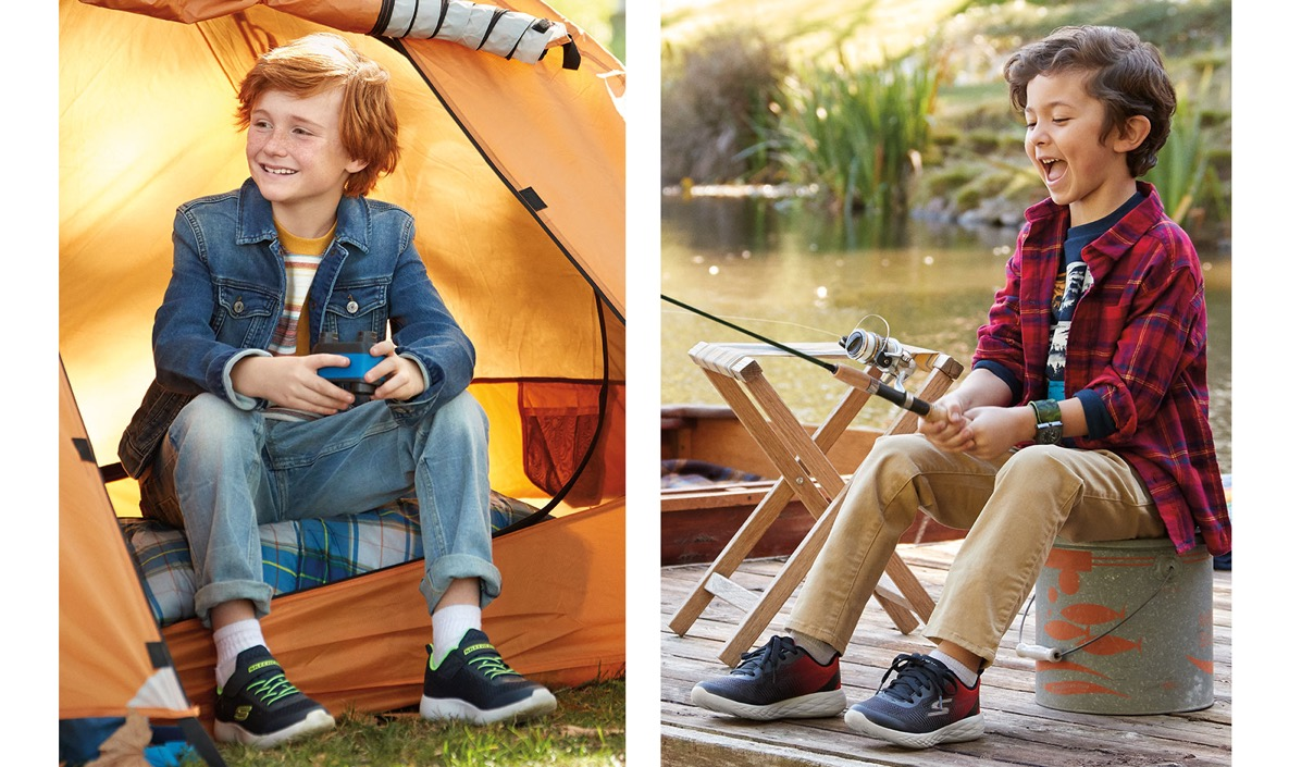 CHECK OUT THE LATEST STYLES FOR BOYS!