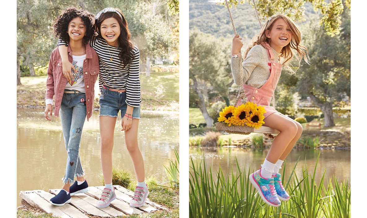 SHOP SHOES FOR YOUR GIRLS!
