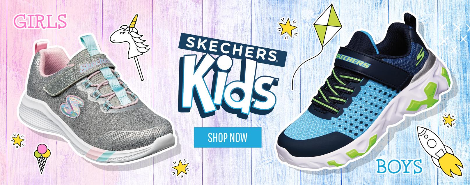 where to buy skechers for kids