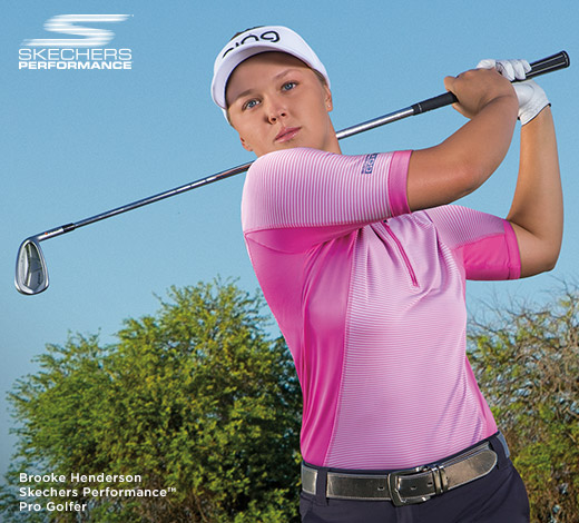 Brooke Henderson Golf