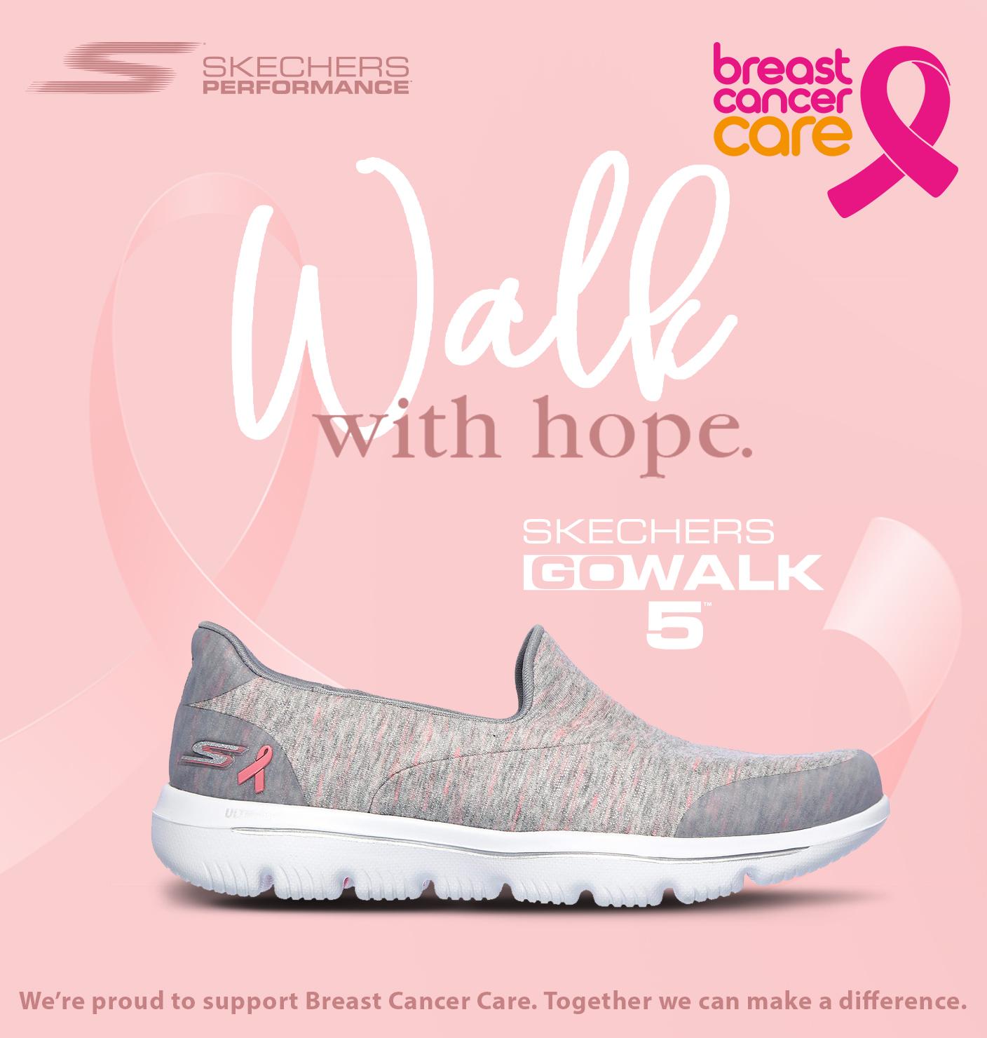 skechers go walk core trainers ladies