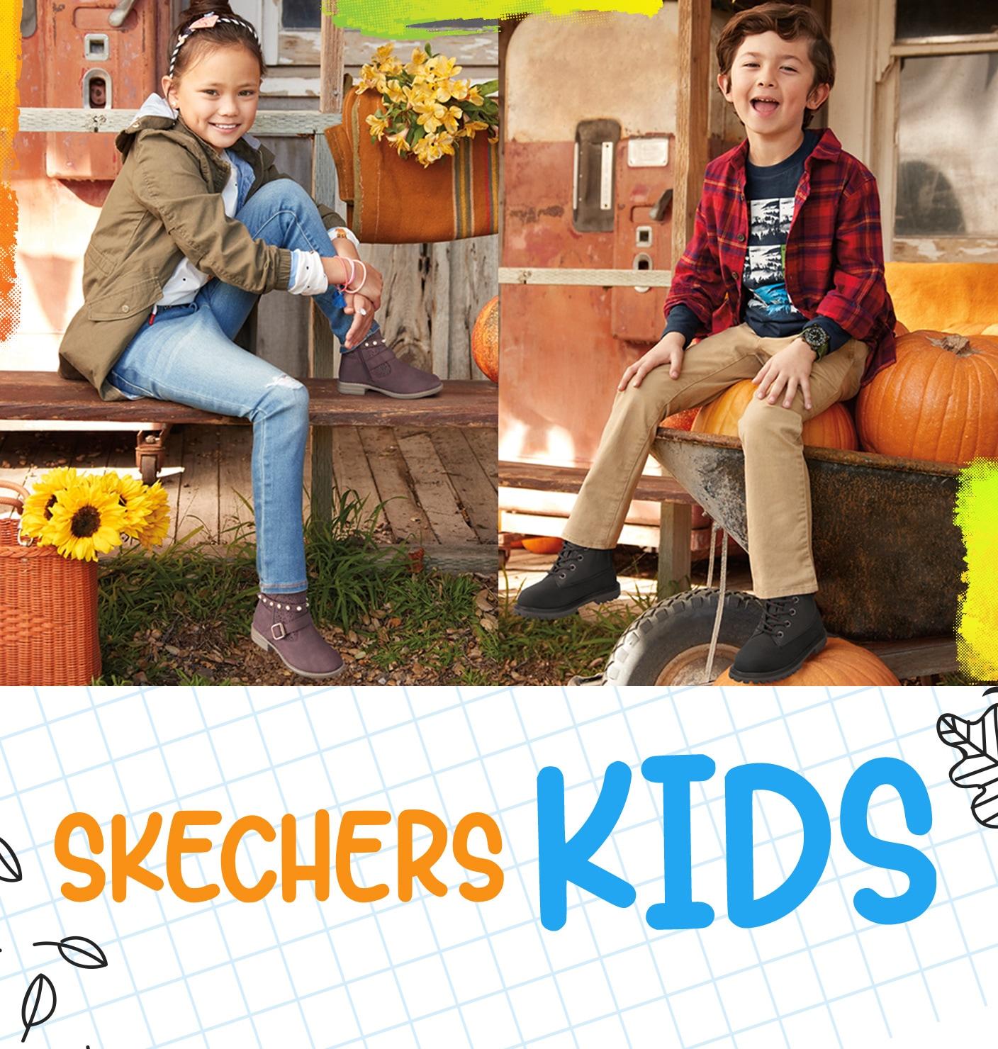 Kids' Shoes   SKECHERS