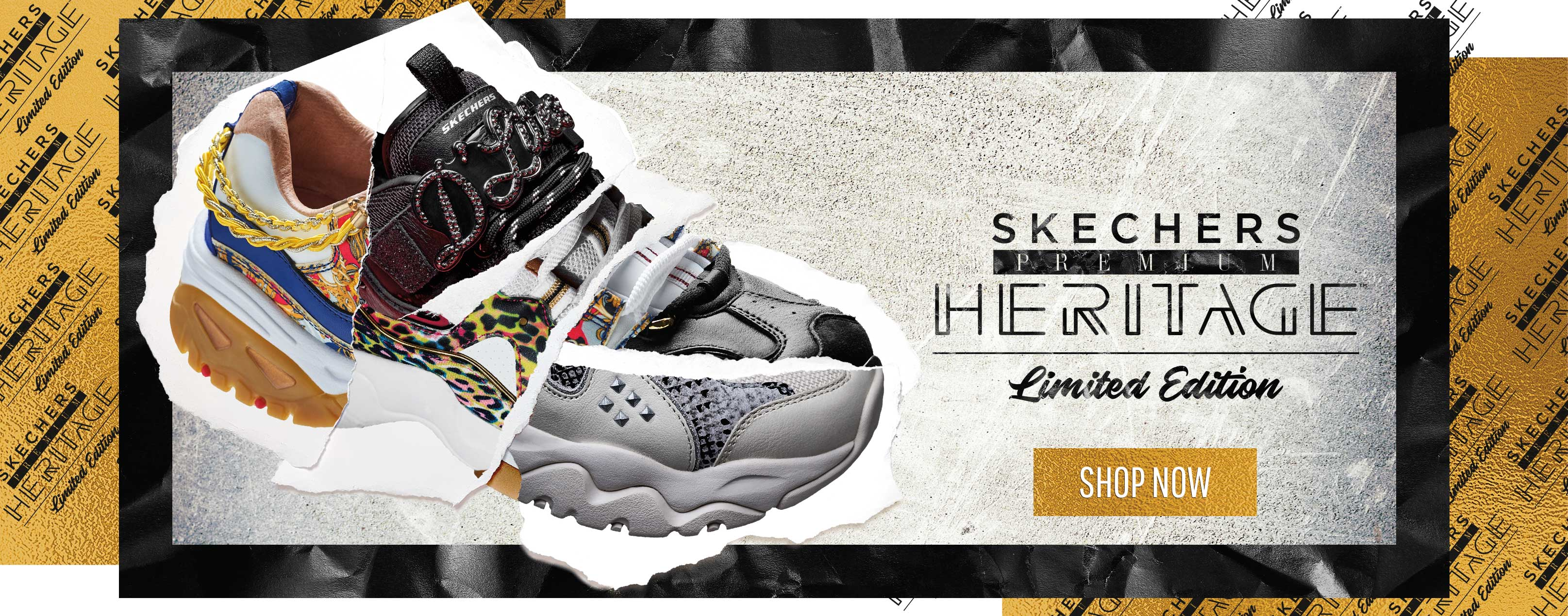 skechers official site