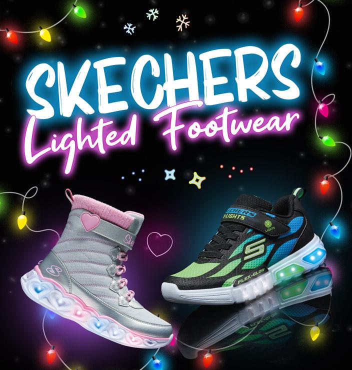 skechers s lights light beams