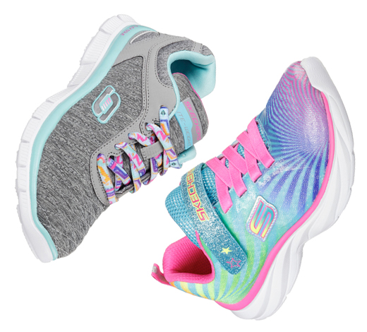 Find Skechers Sport girls' athletic running and training shoes on skechers.com