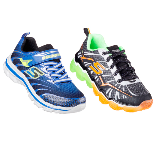 Shop for Boys Skechers Online - Free Shipping Both Ways