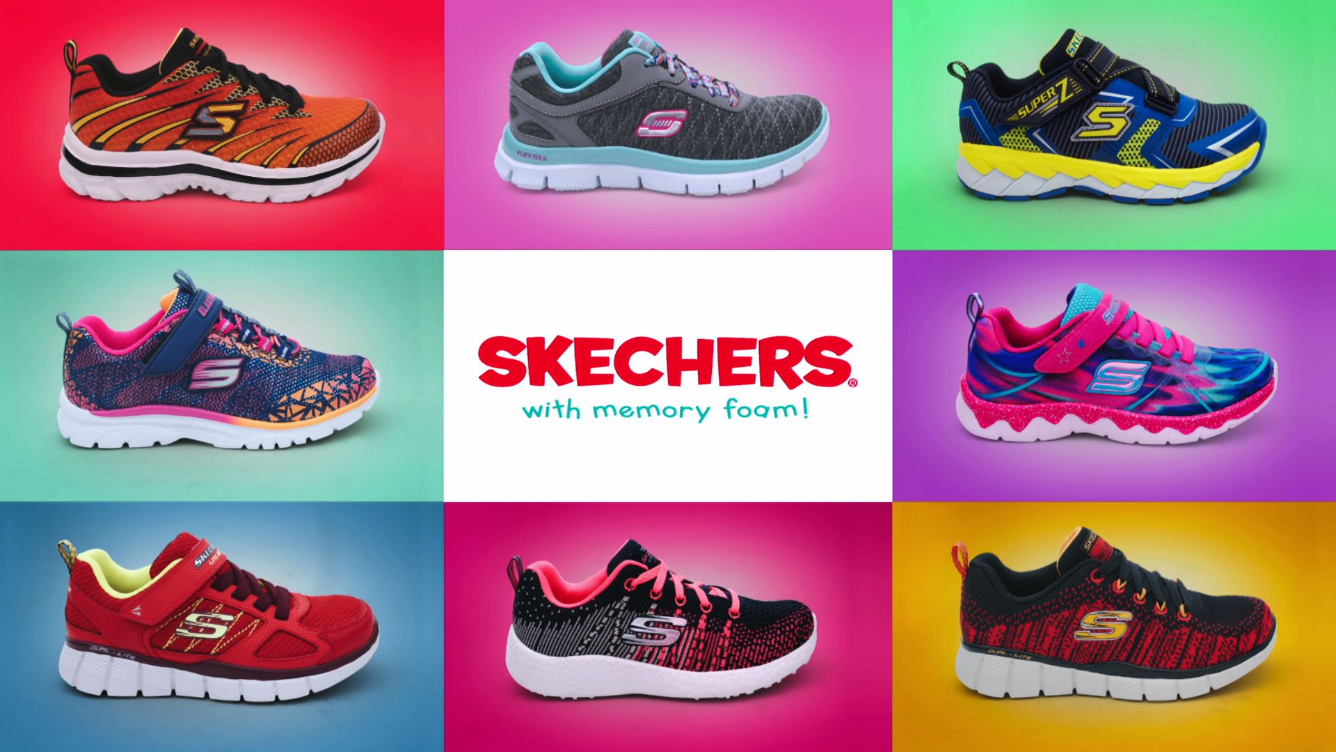 new skechers commercial 2017