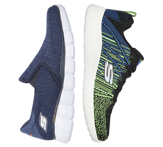 Find men's Skechers Sport shoes on skechers.com including equalizer, flex advantage and Burst designs