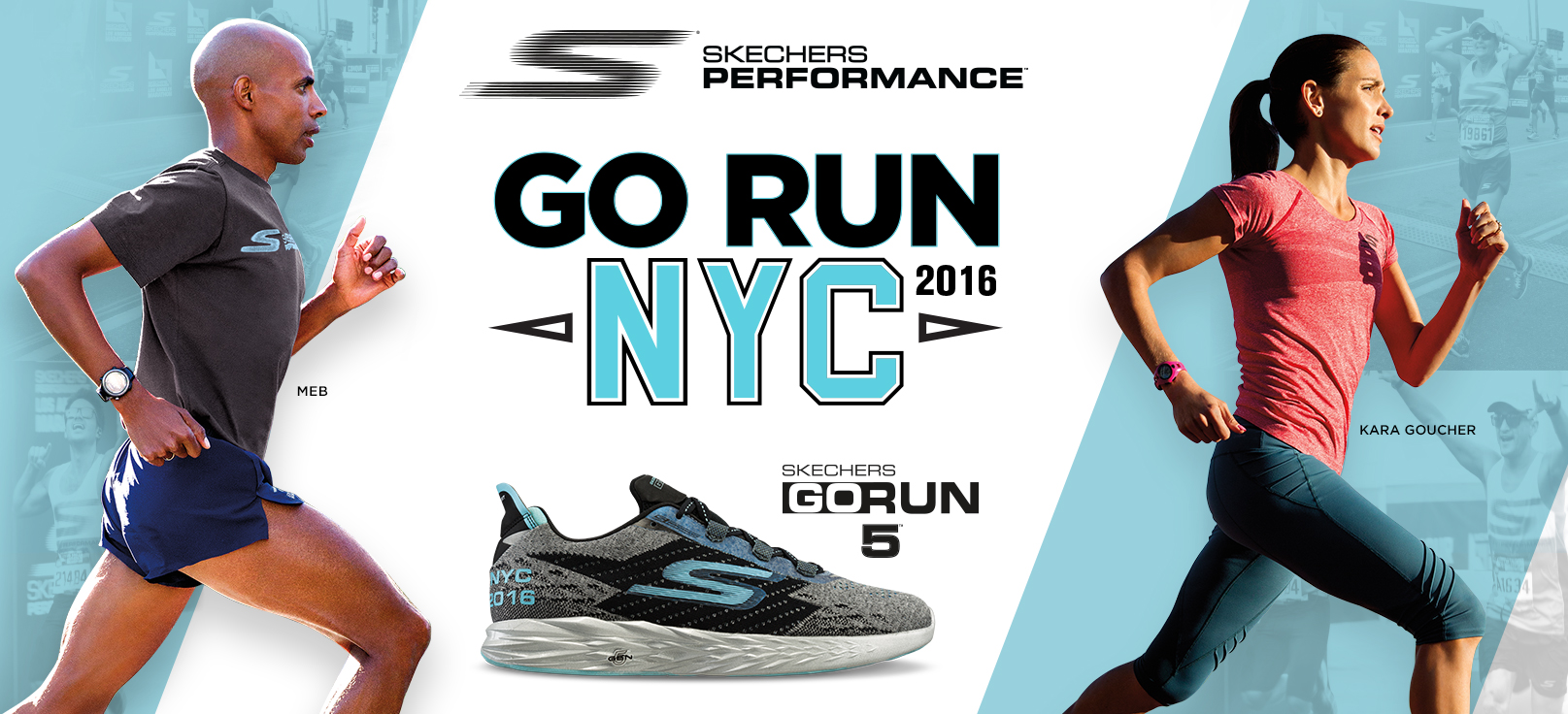 Skechers Performance shoes including Skechers GOwalk, GOrun and GO GOLF
