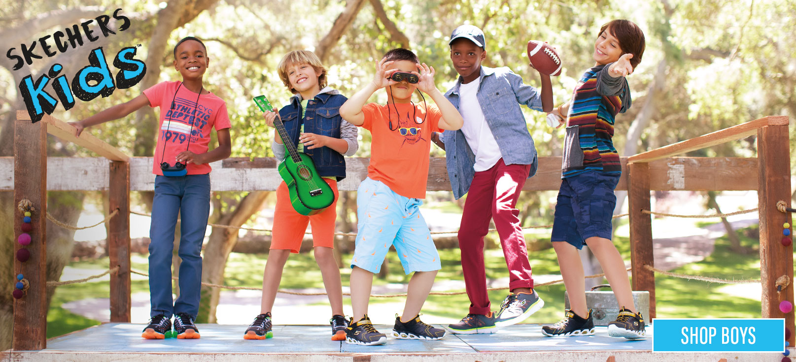 Shop for Boys Skechers Shoes on Skechers.com including S-Lights, Memory Foam, Athletic and Casual shoes.  Sizes for Toddler, Pre School and Grade School, perfect for sport, play or casual wear.