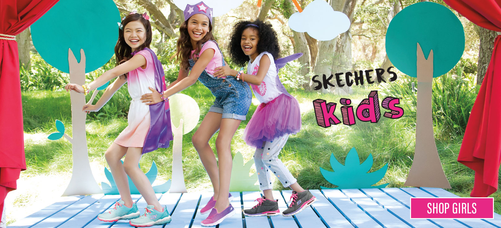 Shop For Skechers Shoes For Girls Online Free Shipping