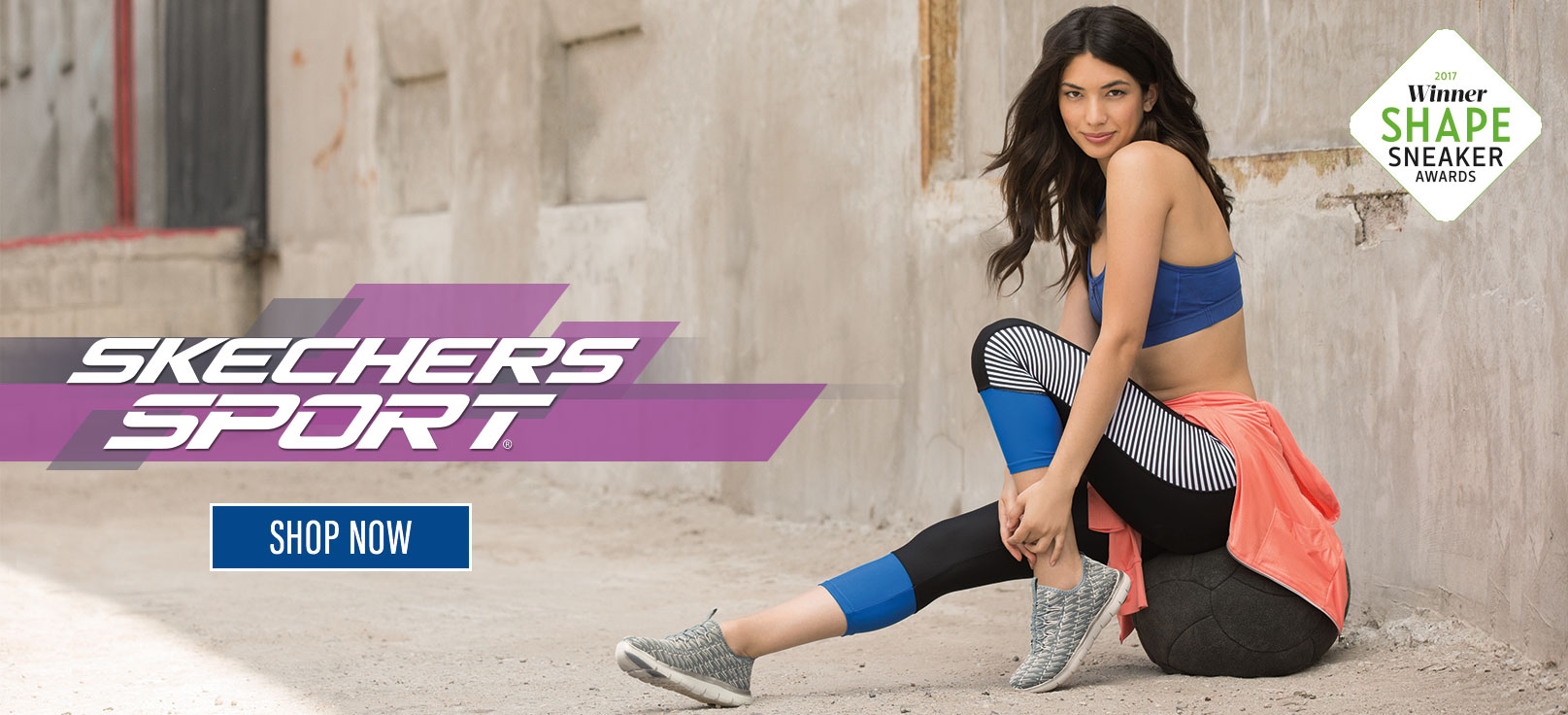 Shop for Women's Sport Shoes including Skechers Sport with Air Cooled Memory Foam as worn by Kelly Brook.  Largest selection online