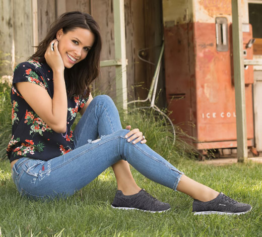 Find Skechers Active casual shoes for comfort and style.