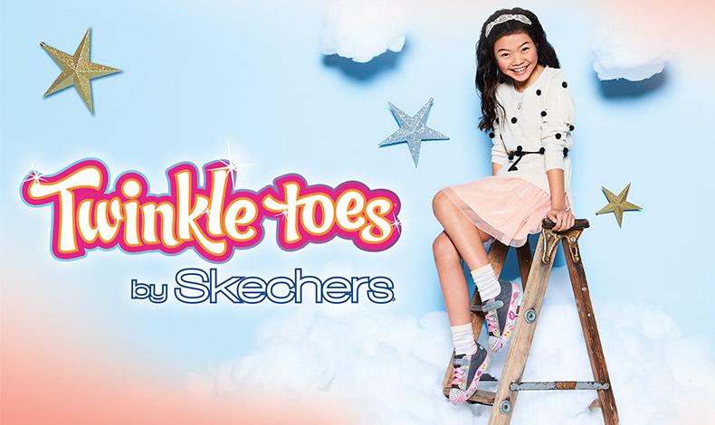 Twinkle Toes by Skechers
