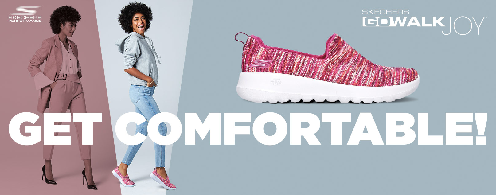 SKECHERS GOWalk Joy Get Comfortable!