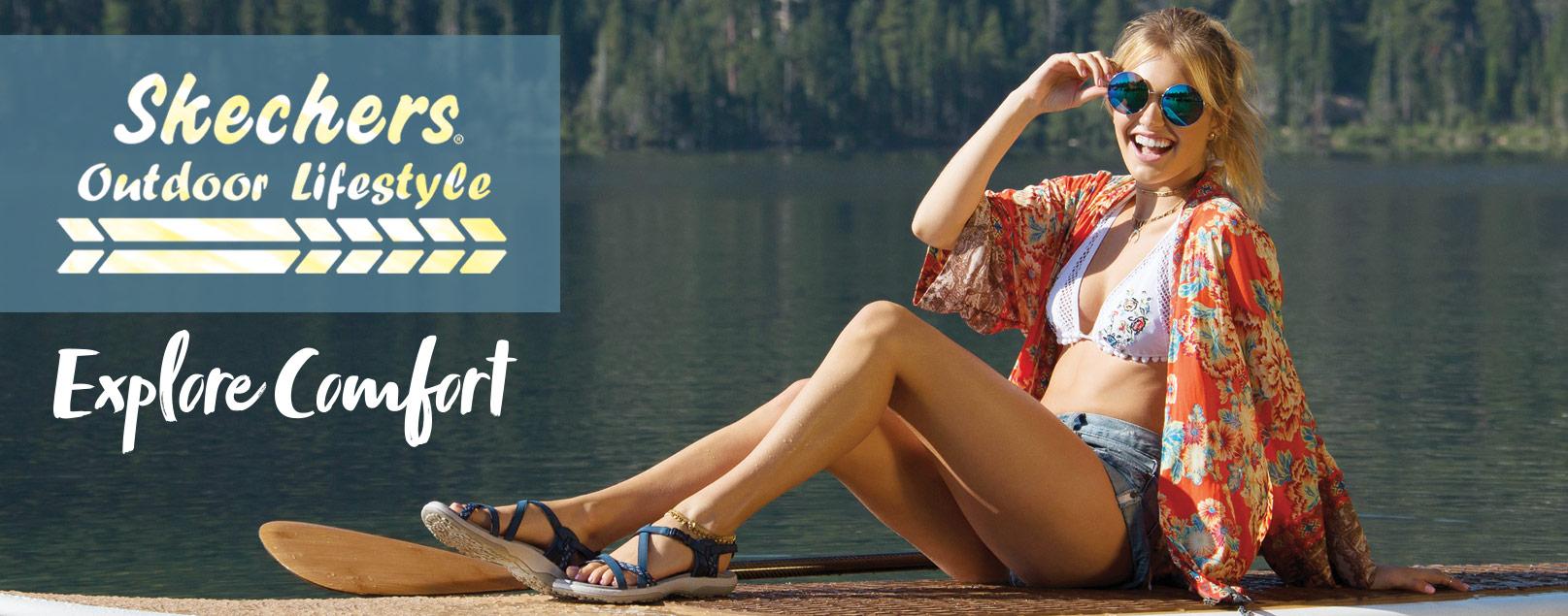 SKECHERS Outdoor Lifestyle - Explore Comfort