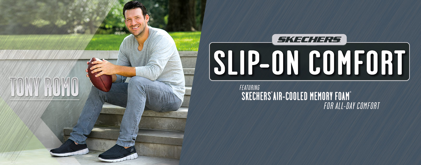 Skechers Slip-On Comfort