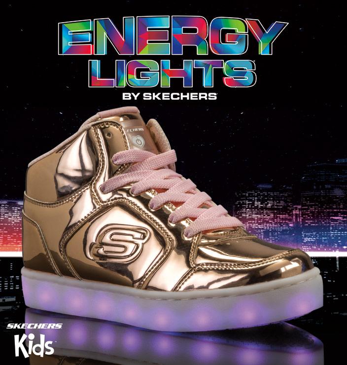 SKECHERS KIDS Energy Lights 2.0