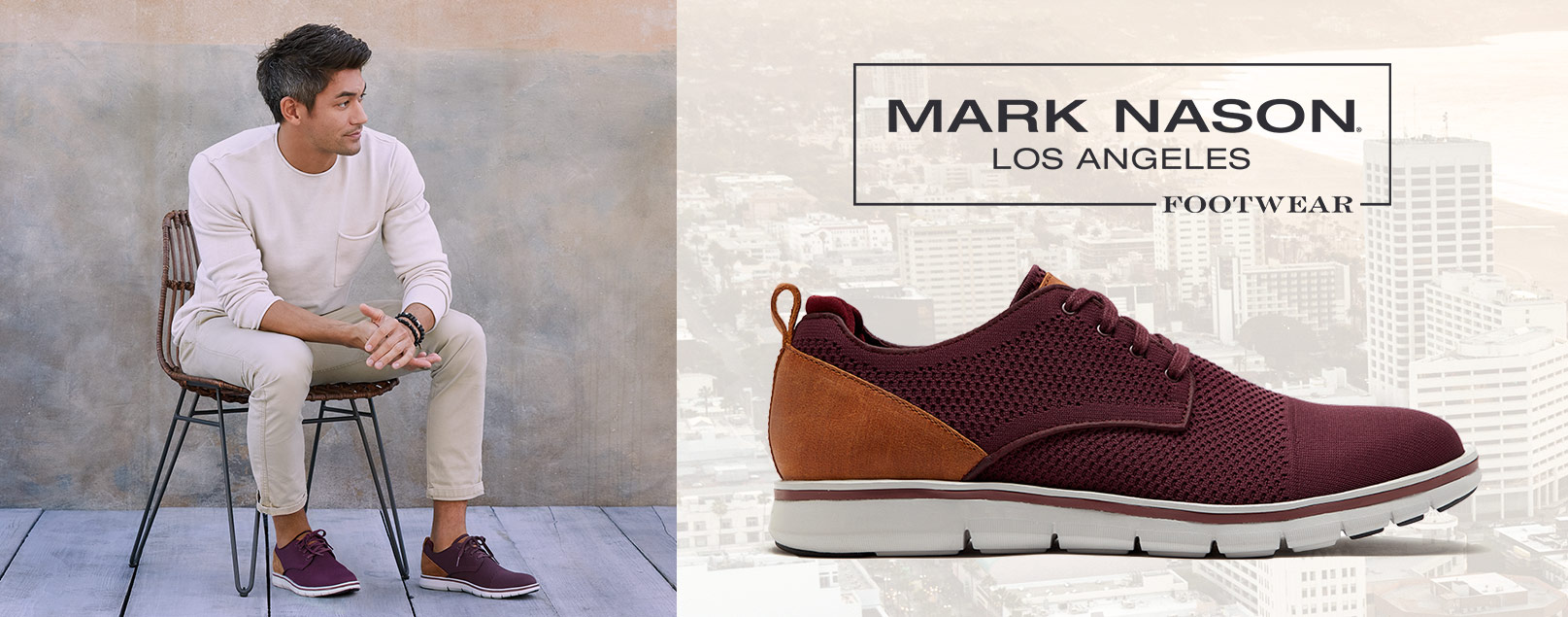 20182017 Fashion Sneakers Mark Nason Los Angeles Mens Gower Fashion Sneaker Sale Outlet Store