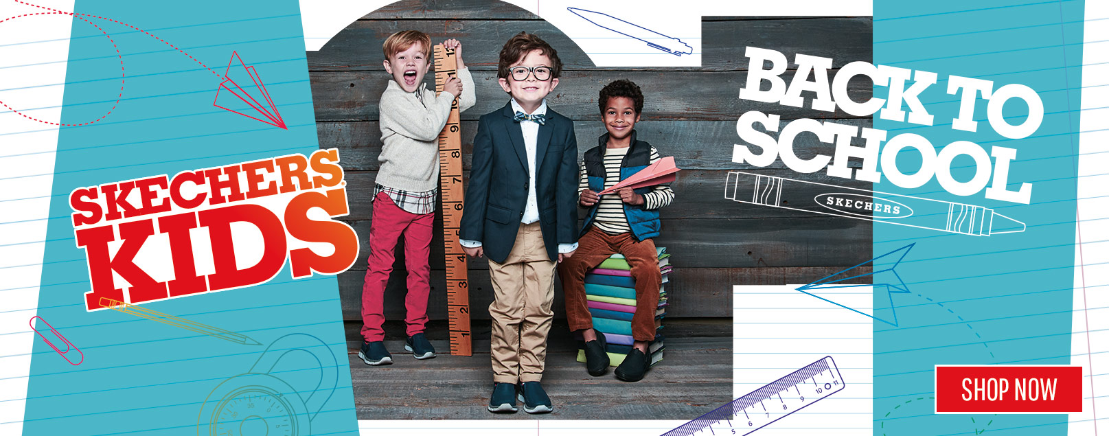 Shop All Styles for Boys.