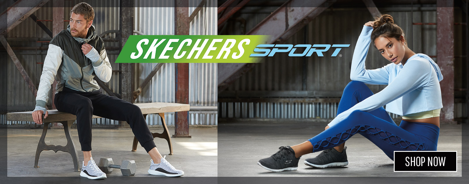 Get set to work out in advanced comfort and sleek style with SKECHERS Sport shoes and Skechers Apparel for men and women.