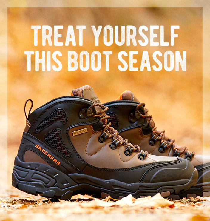 Shop for gifts for men on Skechers.com including the best selection of sizes and widths for guys.  From dress shoes to Streetwear casuals to athletic trainers and Performance Golf shoes, there's something for every man..
