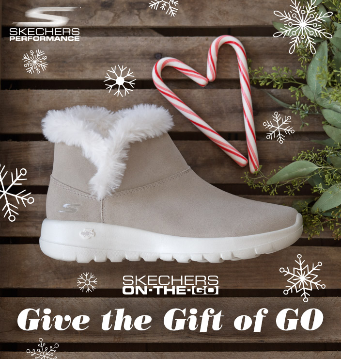 Shop for gifts for athletes on Skechers.com including the best selection of sizes and widths for running, walking, golf.